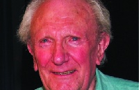 David Shepherd: Farewell to a hero