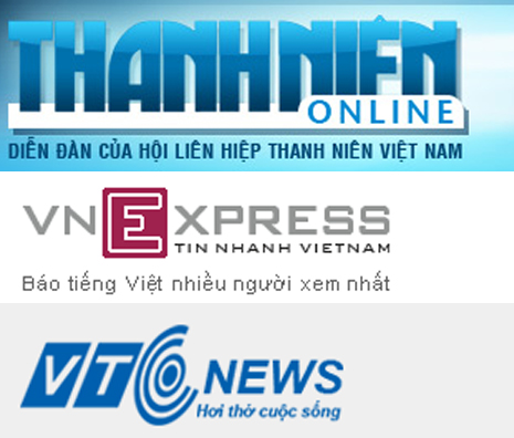 popular Vietnamese news outlets