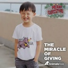 Miracle gifts for #MoonBearHeroes this Christmas