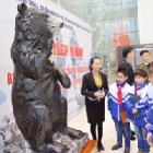 The last bear in Quang Ninh province