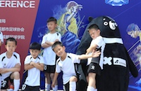 Chinese children learn teamwork, dedication and respect for animals