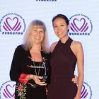 Animals Asia Founder wins Hong Kong Women of Hope Award and praises team who rescued over 600 bears