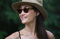 Vietnamese-American TV and film star and entrepreneur Maggie Q returns to Vietnam to visit our Vietnam Bear Rescue Centre
