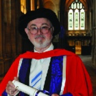 Animals Asia Ambassador lauded with honorary doctorate for dedication to animal welfare
