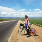 UK man cycles across America for moon bears