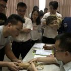 Chinese vets trained to teach clients about the vital importance of cat and dog welfare