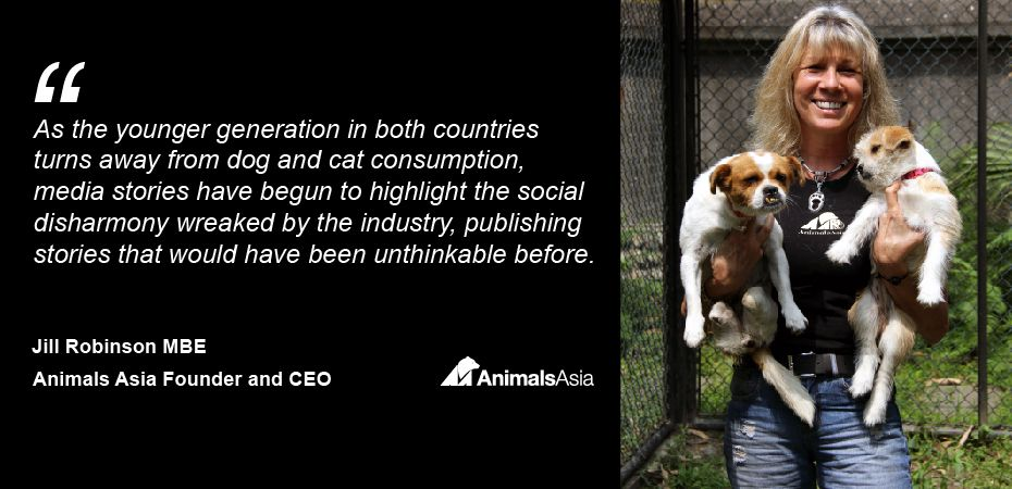Animal welfare debate is alive and well in Vietnam